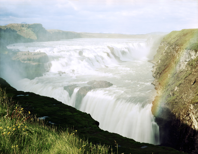 Michael A. Smith: Gulfoss, Ireland