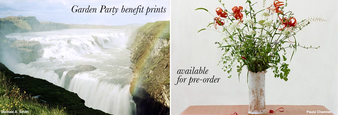 Garden Party Prints pre-sale