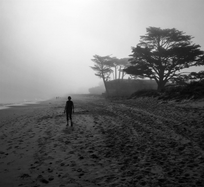 John Stritzinger: Walk in Fog