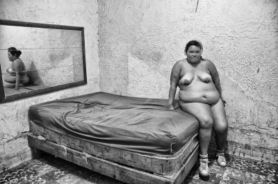 Ada Luisa Trillo: Soledad (Taken in the brothels of Juarez, Mexico. This girl was sold by her heroin-addicted mother.), 2015
