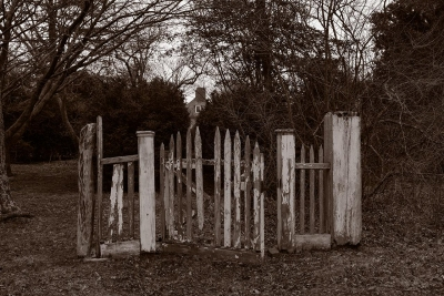 Gary Beeber: Gate to Nowhere