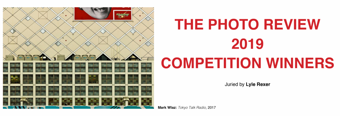2019 Competition Winners